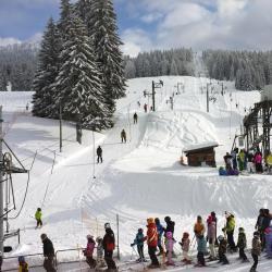 Bonascre Ski Lift