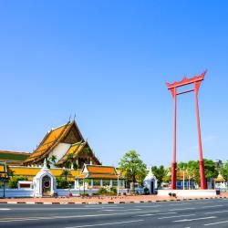 Hram Wat Suthat i Divovska ljuljačka