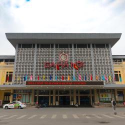 Lestarstöðin í Hanoi