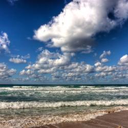 Kiryat Sanz Beach
