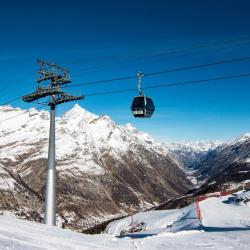 Kolejka linowa Zermatt-Furi