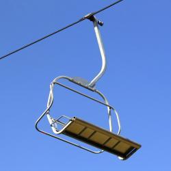 Moraine Ski Lift