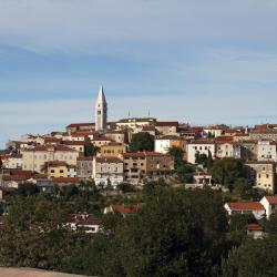 Vrsar Old Town