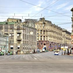 Tverská ulice, Moskva
