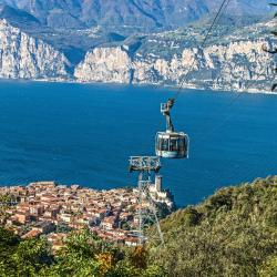 Cable car Malcesine - Monte Baldo