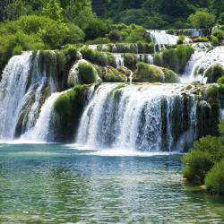 Krka Waterfalls, Lozovac