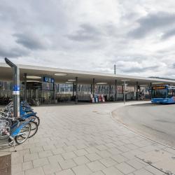 Moosach Metro Station