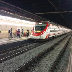 Passeig de Gracia Metro Station