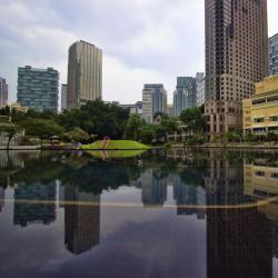 Центральный парк Куала-Лумпура