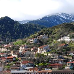 Troodos mountains, Troodos
