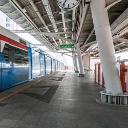 Станция наземного метро National Stadium