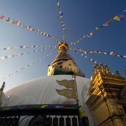 Swayambhu, Kathmandu