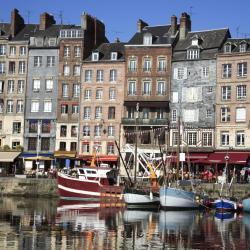 Le Vieux Port de Honfleur