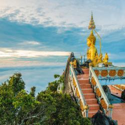 Templo da Gruta do Tiger - Wat Tham Sua