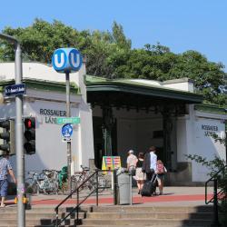 Roßauer Lände Metro Stop