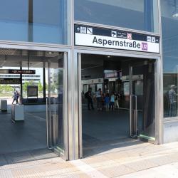 Stacja metra Aspernstraße