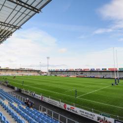 Rugby-Stadion Sandy Park