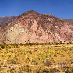 The Hill of Seven Colors, Purmamarca