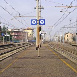 Железнодорожный вокзал Рим-Трастевере