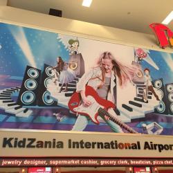 Детская страна Кидзания