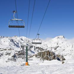 Estación de esquí de Port del Comte