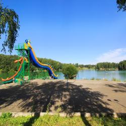 Jezero Aya, Rybalka