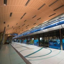 Stazione Metro Abu Hail