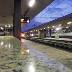 Pescara Train Station