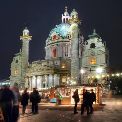 Christmas Market Karlsplatz
