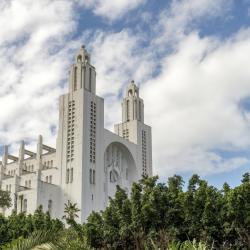 Catedral del Sagrado Corazón de Casablanca