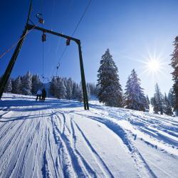 Loze Ski Lift