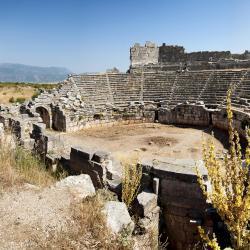 Kas Hellenistic Theatre