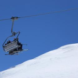 Arpette Ski Lift