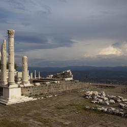 Bergama Ancient Ruins