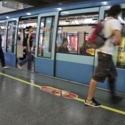 Metrostation Ciudad del Niño