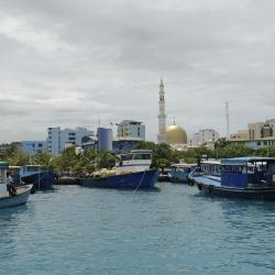 Hulhumale'  Ferry Terminal