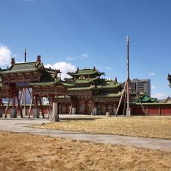 Winter Palace of Bogd Khan, Ulaanbaatar