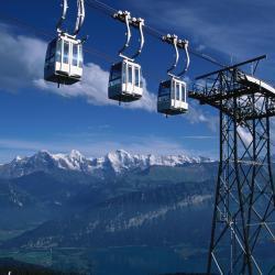 Ski Lift Beatenberg - Boden