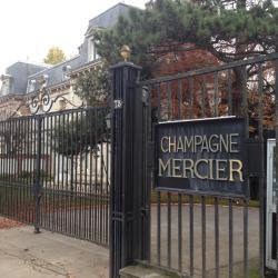 Maison de champagne Mercier