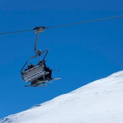 Glacier Ski Lift