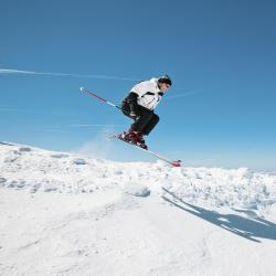Le Derby Ski Lift