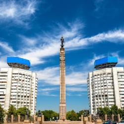 Kazakhstan Independence Monument, アルマトイ
