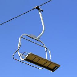 Diable Ski Lift