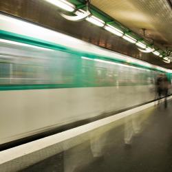 Pyrénées tunnelbanestation