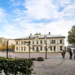 Västerås Train Station