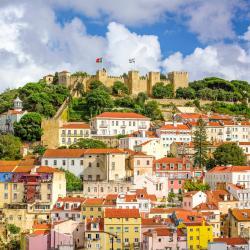 Castelo de São Jorge (Kasteel van Sint Joris)