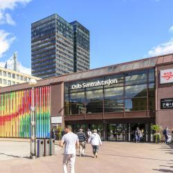 Oslo centrinė stotis