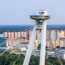 Vyhliadková veža UFO