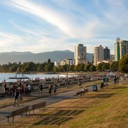 English Bay-strönd