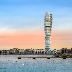 Wieżowiec Turning Torso, Malmö